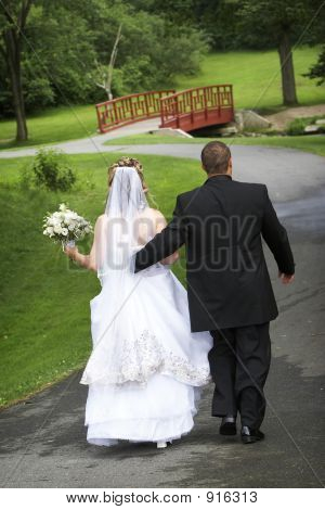 Bride And Groom - Wedding Couple In Love Series