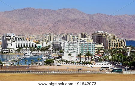 Luxurious Hotels In Popular Resort - Eilat
