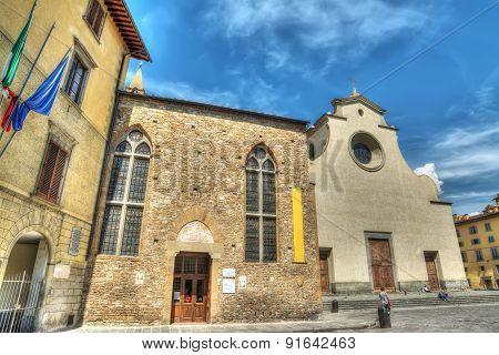 Romano Foundation And Santo Spirito Church