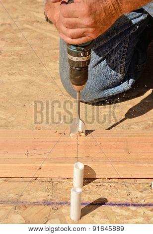 Wood Drill
