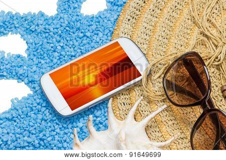Summer Hoiliday Travel Concept