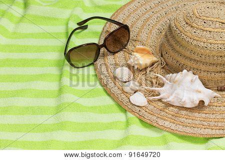 Summer Relaxing Concept