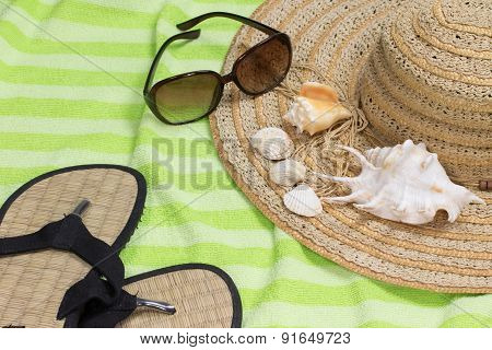 Equipment For Summer Relaxation