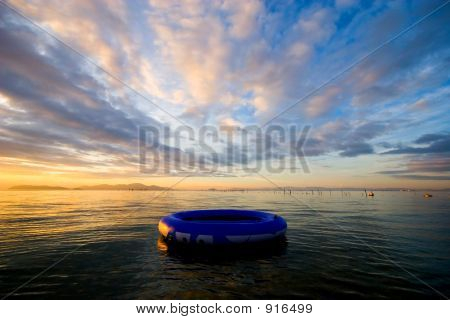 Float On The Water