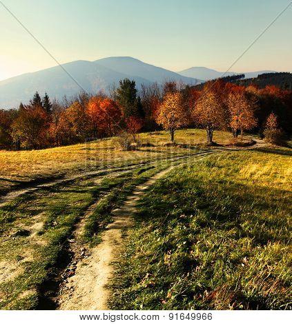 Autumn Beskydy