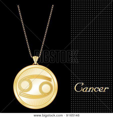 Cancer Medallion