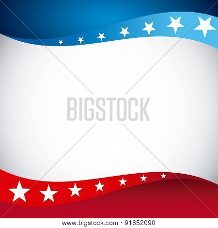 USA dbackground design vector illustration