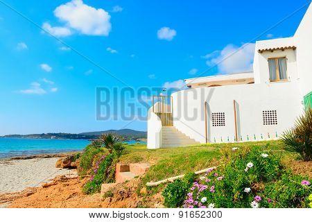 Beach House In Alghero Shore