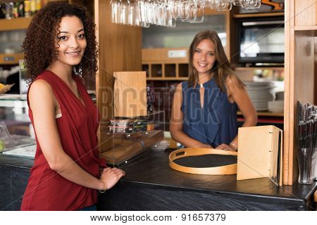 Female Baristas