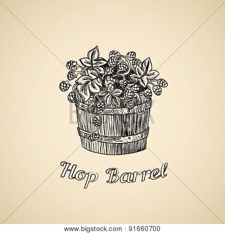 Barrel Of Hop