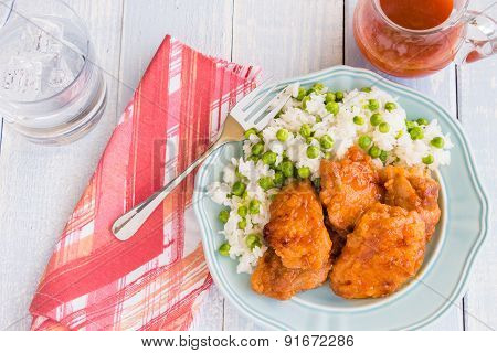 Russian Chicken Thighs