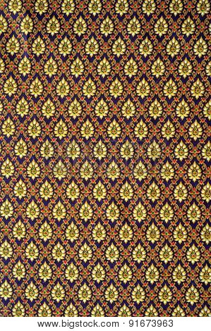 Thai Cloth Texture
