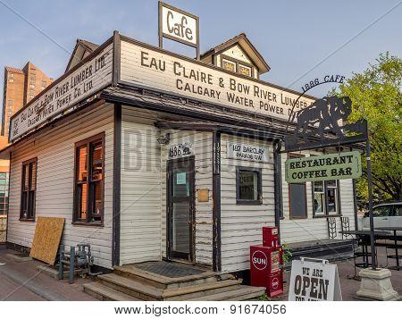 Buffalo Cafe, Calgary