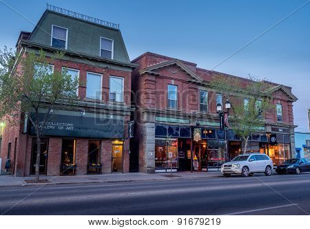 Calgary's Inglewood district