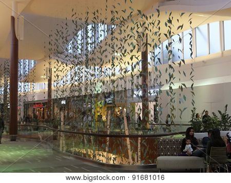 Natick Mall in Natick, Massachusetts