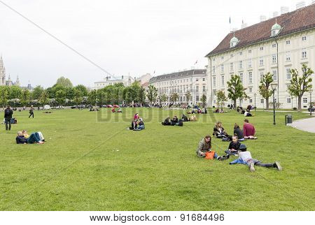 Vienna Austria Youth