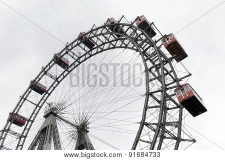 Vienna Giant Wheel Ferris Wheel