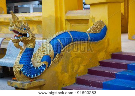The Dragon At The Temple.