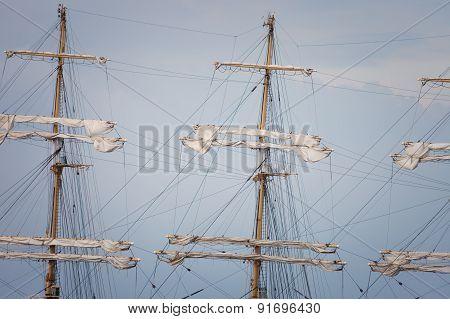 Mast Sailing Ship