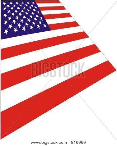 Usaflag Perspective