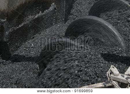 Production Of Asphalt