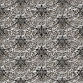 picture of kaleidoscope  - Kaleidoscopic mosaic pattern seamless generated texture or background - JPG