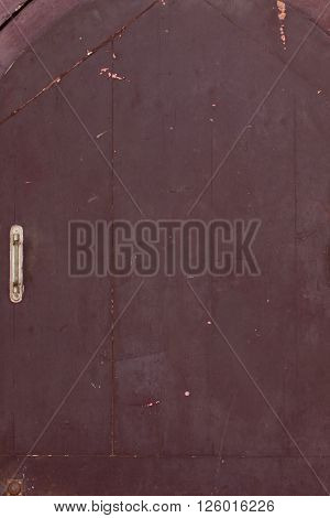 Red Texture Grunge- Metal Background - Dark Red Or Burgandy