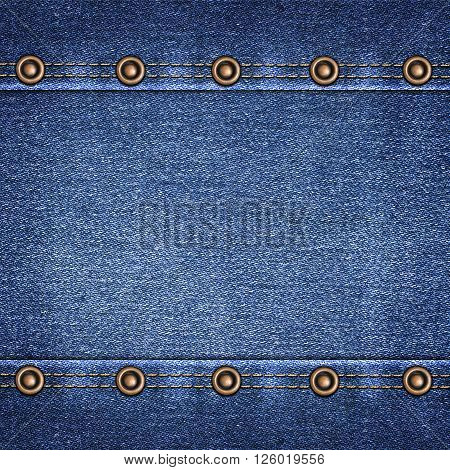 the background f simple denim close up