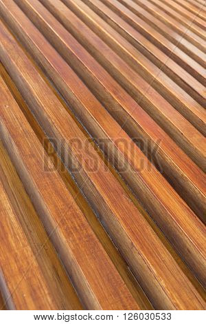 Design Of Wood Floor Texture Background, Wooden Stick Varnish Shiny For Decoration Interior