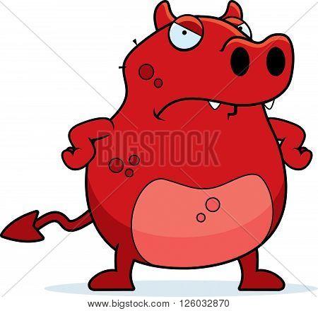 Angry Devil
