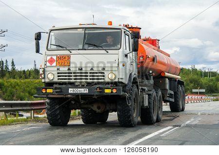 Kamaz 4410