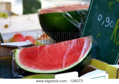 Market Day Melon