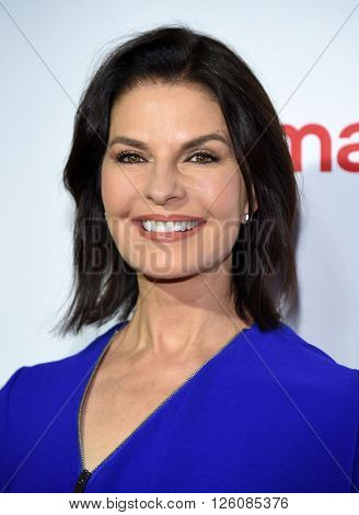 LOS ANGELES - APR 14:  Sela Ward arrives to the Cinema Con 2016: Awards Gala  on April 14, 2016 in Las Vegas, NV.