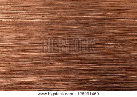 bronze metal background with scratches