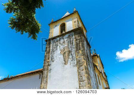 Se Cathedral in Olinda, state of Pernambuco, Brazil