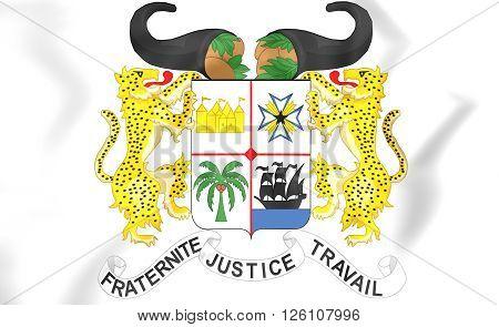 Benin Coat Of Arms
