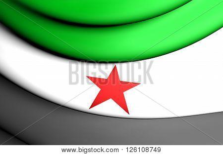 Nationalist Flag Of Extremadura