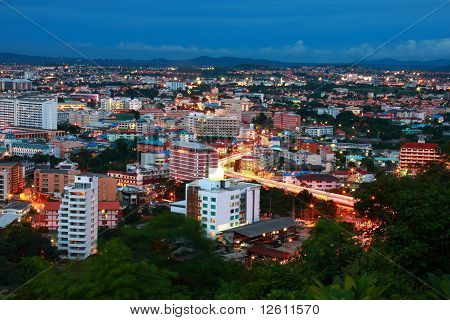 Pattaya City Thailand