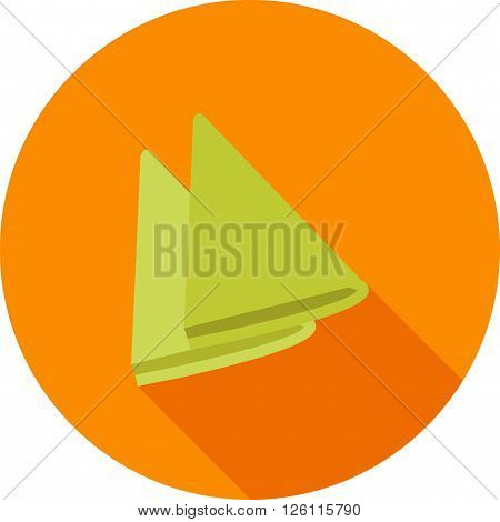 Baby, wipes, napkins icon vector image.Can also be used for baby. Suitable for mobile apps, web apps and print media.