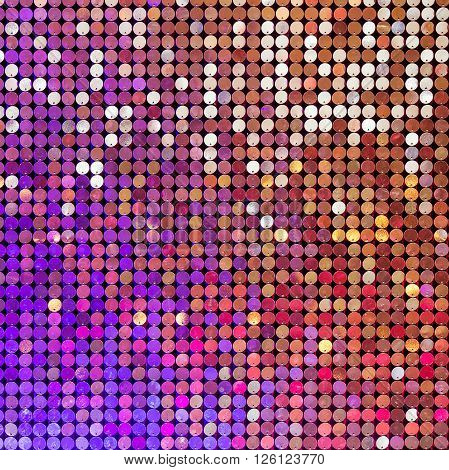 Beautiful Abstract Sparkles Background