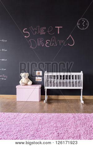 Dreams Must Be Sweet In A Nursery Like This One