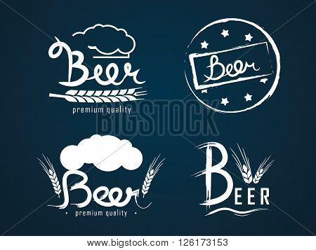 Logos Beer