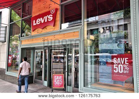 Levis Fashion Store