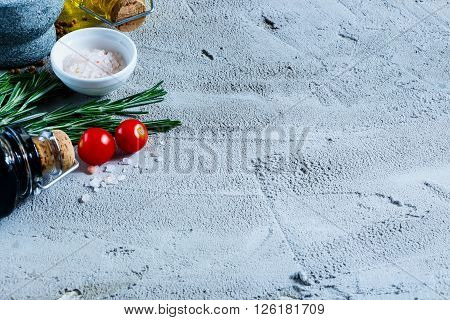 Cooking Concept Background