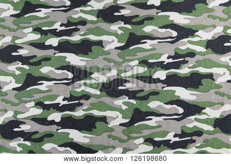 Camouflage pattern on fabric, fabric, pattern, clothing, wallpaper