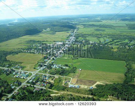 residential aera in quebec