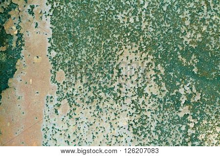 background dirty iron metal, Multicolored background rusty metal