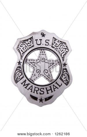 U.S. Marshal Badge