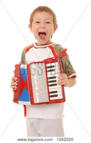 Accordion Boy 33