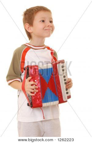 Accordion Boy 34